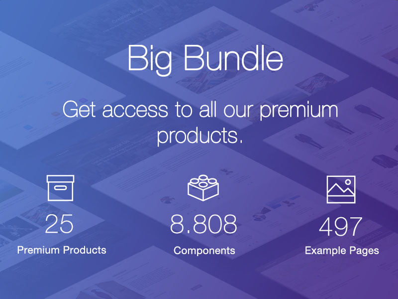 Premium Bootstrap Themes and Templates: Download @ Creative Tim