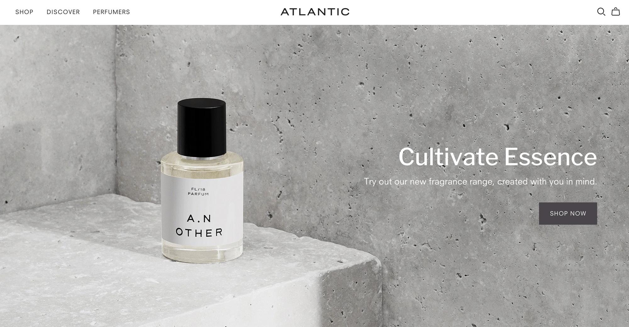atlantic shopify template