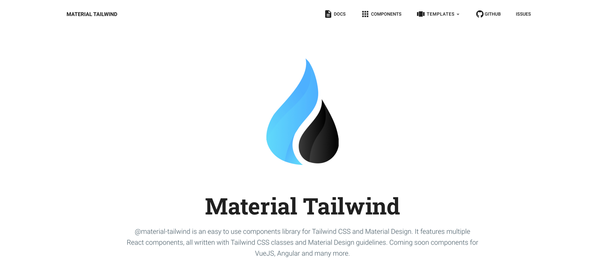 material tailwind