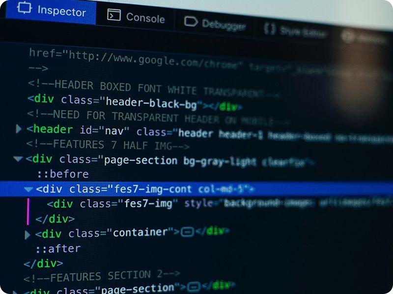 java web app development technologies