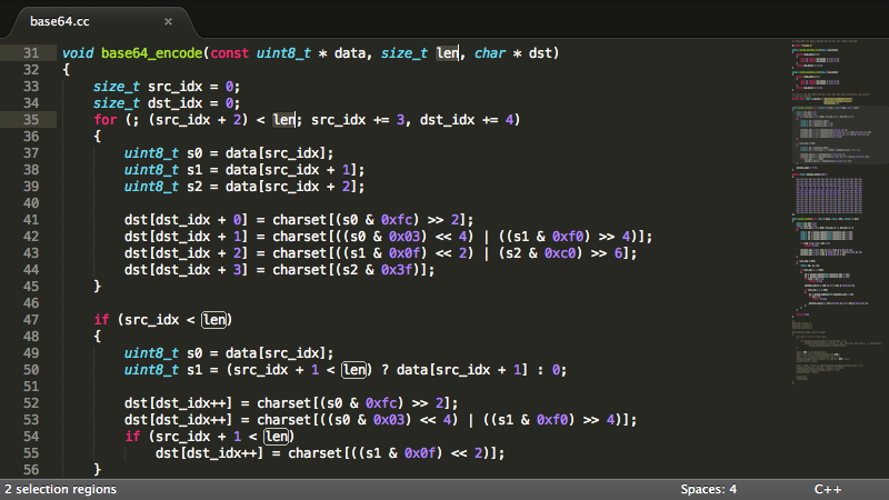 Sublime Free Text Editor