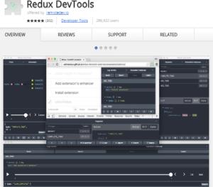 Redux Developer Tools