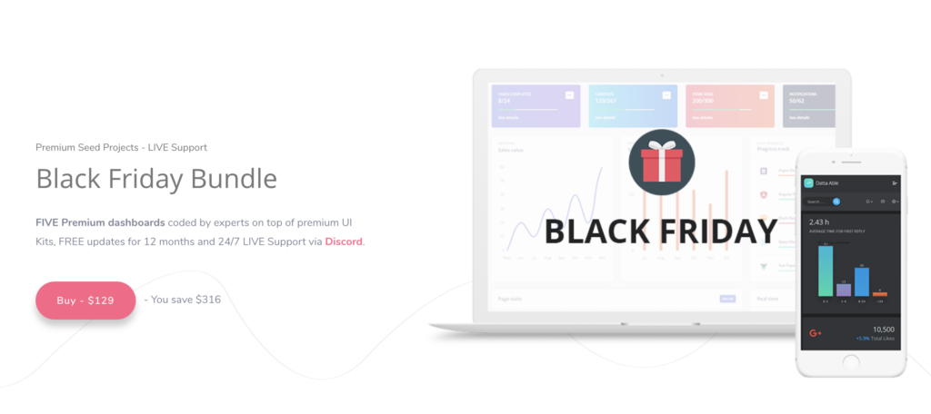 appseed - black friday