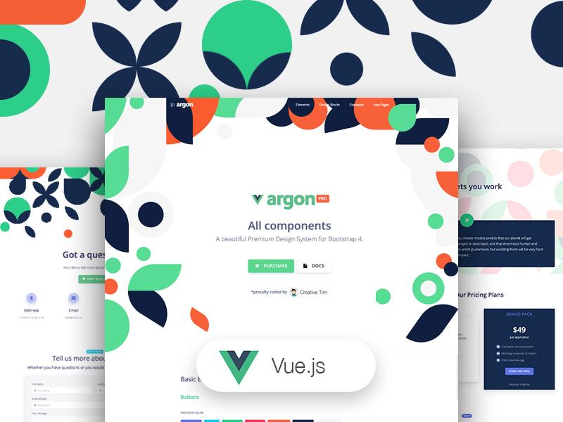 vuejs design system