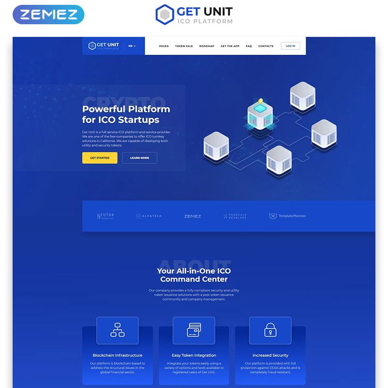 Get Unit HTML Template