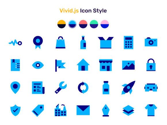 illustration tools-vivid