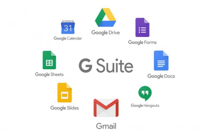g suite work tools