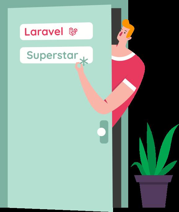 Material Blog Laravel