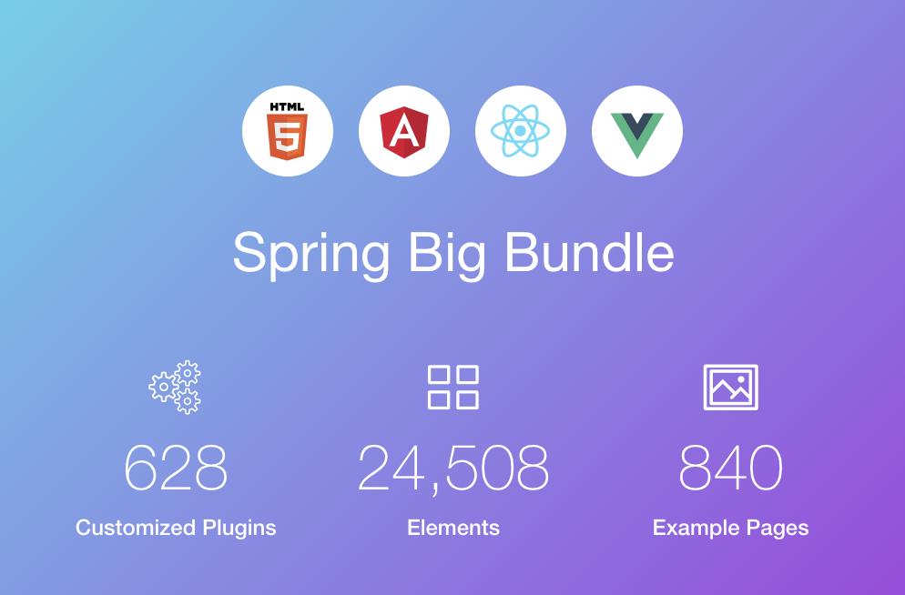 spring big bundle