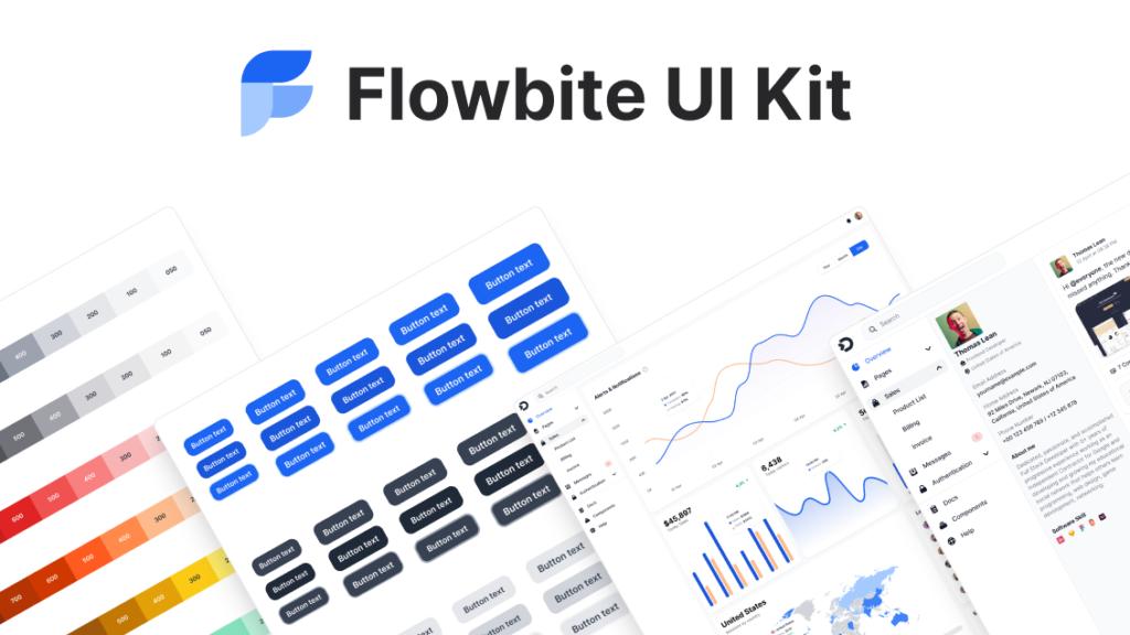 Flowbite UI Design Kit