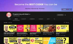 Programming with Mosh