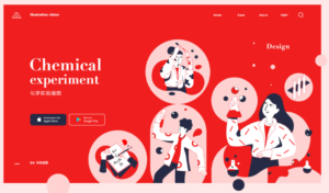 red website